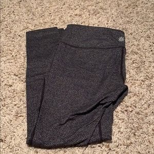 Skinny Low Rise Athleta workout pants